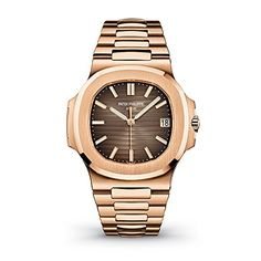Buy Patek Philippe Nautilus Stainless Steel Watches, authentic at discount prices. Complete selection of Luxury Brands. All current Patek Philippe styles available. Audemars Piguet, Tag Heuer, Sport Watches, Cool Watches, Men's Watches, Dream Watches, Watches Online, Patek Philippe Nautilus, Most Beautiful Watches