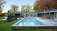 Modern Swimming Pool Simple Design Ideas →  https://wp.me/p8owWu-1Qr -