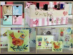 ManosalaObraTv - Programa 32 - Pintura Decorativa - Cuadros Decorativos ...