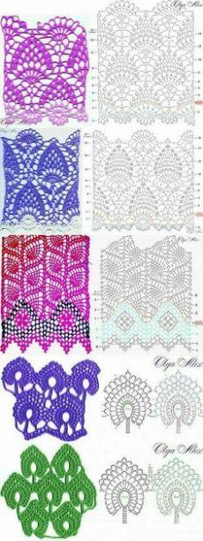 (192) Crochet в Pinterest