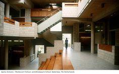hertzberger montessori school willemspark