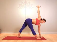 Yoga for Athletes: Happy Hamstrings -- a new yoga practice with Kerri Kelly