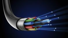 The Secret of Internet Submarine Cables Work #internet #fiberoptic #cables