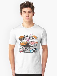 Sushi Rocks! • Also buy this artwork on apparel, stickers, phone cases, and more.