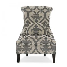 Would use different fabric.  Bernhardt Interiors Selby Chair