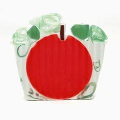 Glycerin Soap Slice - Happy Apple