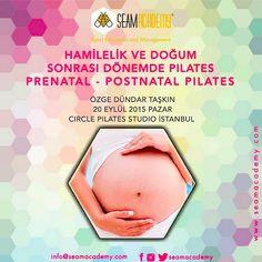 Hamilelik ve doğum sonrası pilates eğitimi; yepyeni bilgilerle hamilelik ve doğum sonrası pilates üzerine uzmanlaşmak isteyen tüm pilates eğitmenleri için.