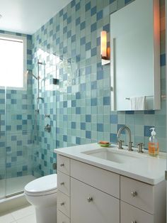 Small Bathrooms Design, Pictures, Remodel, Decor and Ideas - page 5