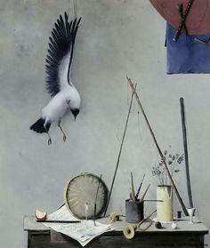 still life quick heart Be Still, Still Life, Flower Pictures, Bird, Painting, Gallery, Natural, Visual Arts, Artists