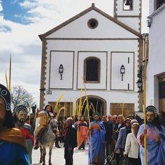 #SemanaSantaenAndalucía: Iznájar ( #Córdoba)