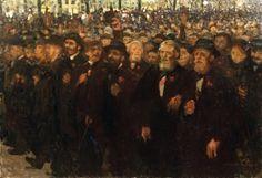 Vyčerpaní (1897) Jules Adler
