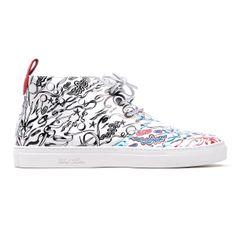 Del Toro X Pepsi Live For Now Hos 1 Alto Chukka Sneaker Capsule Collection - Limited Collaborations - Men's
