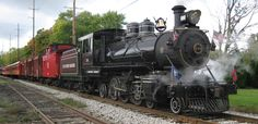 Old Steam Locomotives | The 110 Little River Steam Locomotive turned 100 years old in 2011!