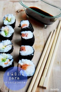 sushi_recipe for beginners