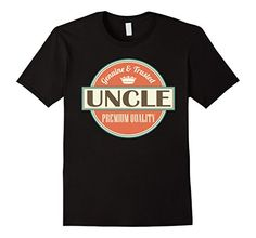 Uncle Fathers Day Gift Tee Vintage Crown Logo T-shirt - Male Small - Black Homewise Shopper http://www.amazon.com/dp/B016B2GB0I/ref=cm_sw_r_pi_dp_Cjqxwb18T67QR
