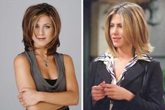 "The Other ""Rachel"" Haircut Is Making a Comeback  - ELLE.com"