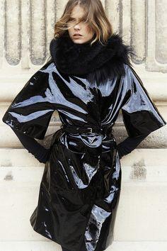 I love this look. Fetichista de moda