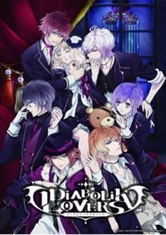 Diabolik Lovers online for Free in HD/High Quality. Watch Diabolik Lovers full episodes.