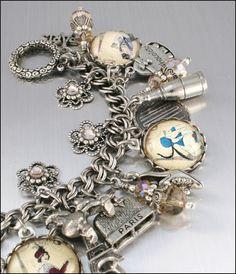 Love this charm bracelet