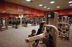 Venetian gym