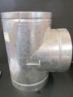Selkirk Metalbestos 8RV-TS 8 inch B gas vent Tee on ebay now