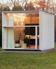 Kodasema Designs a Movable Pre-Fab Mini House Prototype First Presented at the Tallinn Architecture Biennale