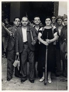 The Spanish Civil War, widely known in Spain simply as The Civil War or The War, took place from 1936 to 1939. The Republicans, who were loy...