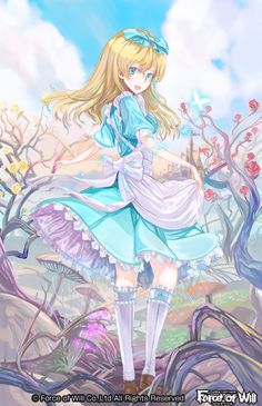 Force of Will Alice