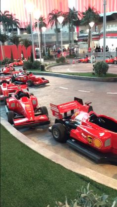 ferrari world abu dhabi is the biggest indoor theme park in the world that is filled with fast roller coasters and enjoyable activities that suit people of all ages.