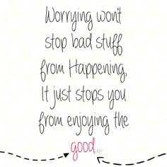 Don't worry. Be happy. #behappy #dontworry