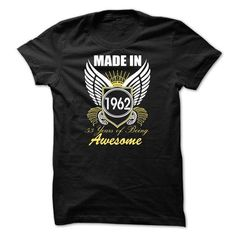 1962 awesome T-Shirts, Hoodies (19$ ==► Order Here!)