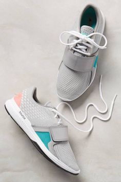Bounce Studio Sneakers by Adidas by Stella McCartney #anthrofave