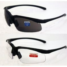 Global Vision Set Of 2 Apex 1.5 Bifocal Safety Glasses - Clear And Smoke Lens, 2015 Amazon Top Rated Emergency & Safety Equipment #AutomotivePartsandAccessories