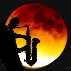 'Moonlight Symphony' von Dirk h. Wendt bei artflakes.com als Poster oder Kunstdruck $18.03
