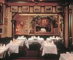 Rules, the oldest restaurant in London. Opened in 1798.
