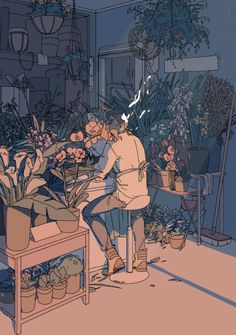 The Art Of Animation, Anna Pan  -  http://annaxiin.tumblr.com  - ...