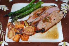 Marinated Grilled Pork Tenderloin K and K Test Kitchen
