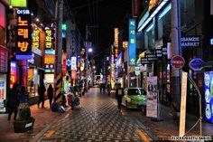 Banwoldang, Daegu, South Korea