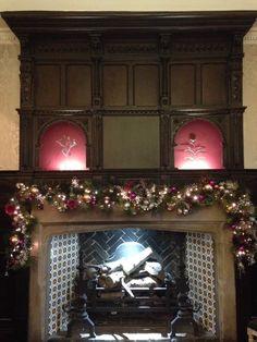 Christmas in Walton Hall