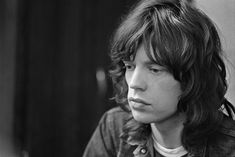 "Jagger listens to music at Sunset Sound in Los Angeles. (Jim Marshall from ""The Rolling Stones 1979,"" courtesy Steven Kasher Gallery)"