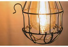 Trouble Light | Industrial Light | Vintage Industrial. PIC #4.