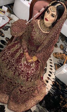Source by dress pakistani wedding dresses nikkah Bridal Mehndi Dresses, Indian Wedding Gowns, Pakistani Bridal Makeup, Asian Bridal Dresses, Asian Wedding Dress, Pakistani Wedding Outfits, Indian Bridal Outfits, Pakistani Wedding Dresses, Wedding Lehenga Designs