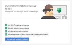 Easy Cloud Computing NL: Online veiligheid controleren in Google Apps