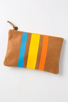 pouch by Clare Viver---must......have.......now
