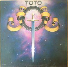 Toto - Album éponyme 33t