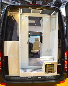 Mercedes Benz Offers Several Popular Platforms For Van Camper Conversions In Fact It Claims That Its Sprinter Is The Number One Base Vehicle Of Luxury