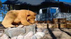 Päivänsäde, Kontio / Kalajoen Loma-asuntomessut Elephant, Beautiful, Elephants