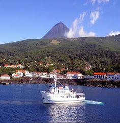 Ilha do Pico - Açores Portugal Google+