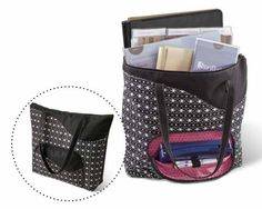 Great Teacher Gift! Daisy Project Tote from Creative Memories  http://www.creativememories.com
