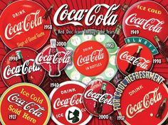 Coca Cola = Best drink on the planet Santas Vintage, Vintage Coke, Coca Cola History, World Of Coca Cola, Coca Cola Ad, Always Coca Cola, Decoupage, Cocoa Cola, Mountain Dew